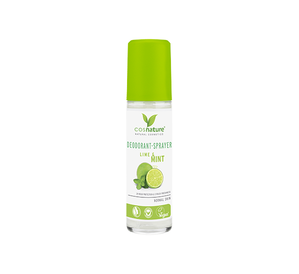 Dezodor spray lime és mentol